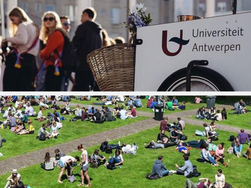 Becas de posgrado en la Universidad de Amberes, Bélgica