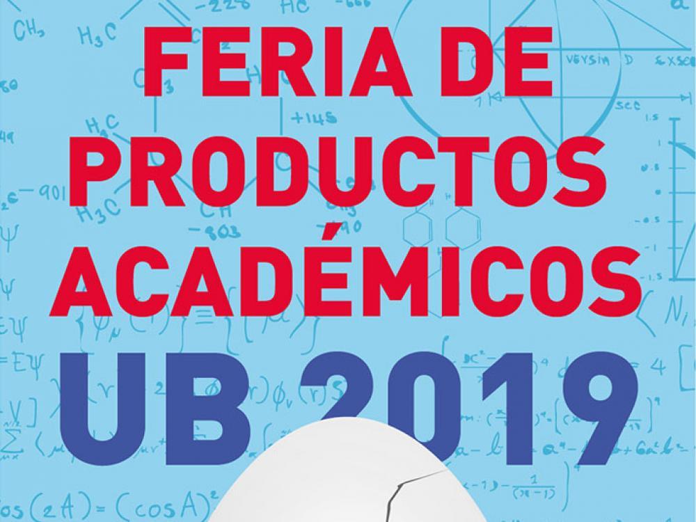 Feria de Productos Académicos 2019