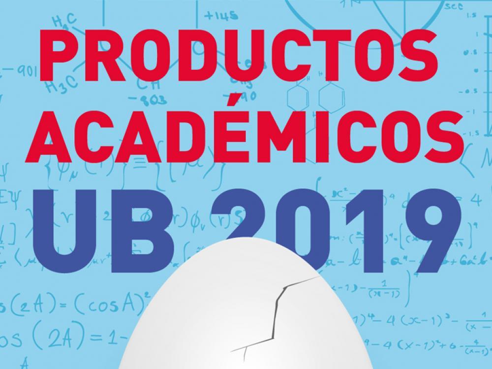 Feria de Productos Académicos UB 2019