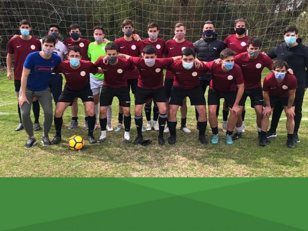 3ra Jornada del Torneo de Futbol Masculino organizado por la ADAU