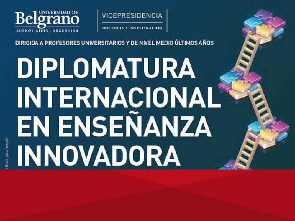 Diplomatura Internacional en Enseñanza Innovadora