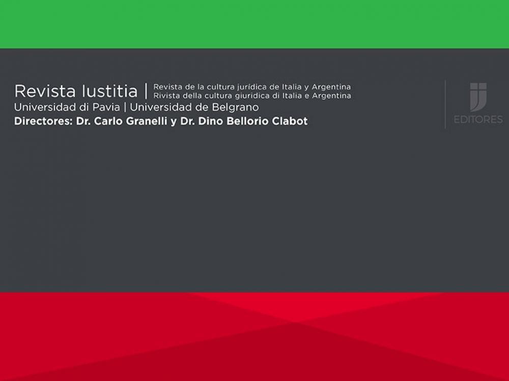 Revista Iustitia