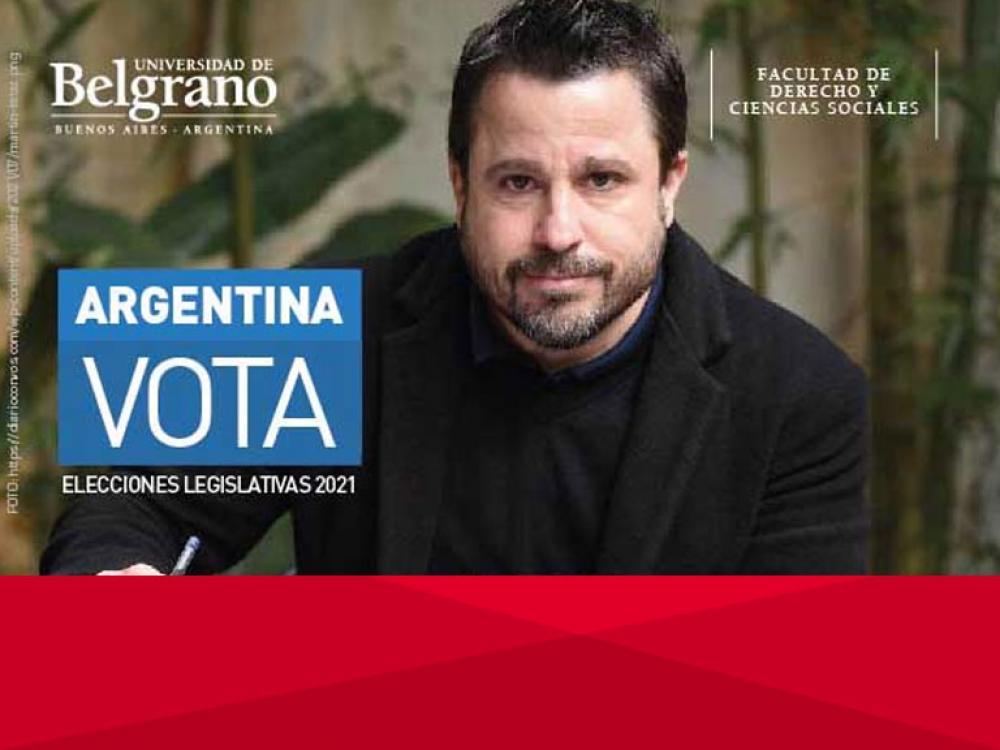 Exposición del Dr. Martín Tetaz